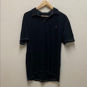 John Varvatos Peace Polo Shirt Large